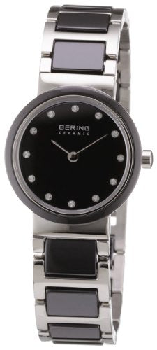 Bering Women's Ceramic Collection Stainless Steel Watch