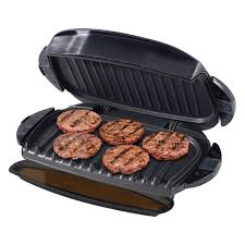 George Foreman The Next Grilleration, Black