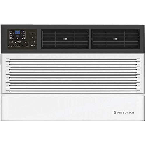 Friedrich Chill Premier 12,000 BTU Smart Window Air Conditioner with Built-in WiFi Auto Restart 110V 19.8(w) X 15.1(h) X 21.7(d) 12WAC