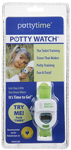 Potty Time Potty Baby Watch, Green