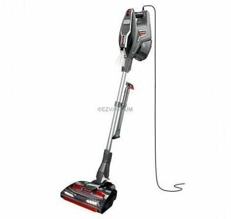 Shark Rocket with Duoclean, Larger Dustcup, Dual Brushroll, LED Light, Corded Vacuum, REFURBISHED