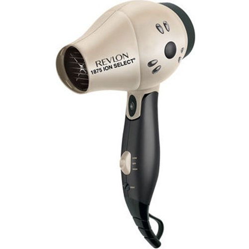Revlon Perfect Heat Fast Dry Travel Hair Dryer RVDR5005N7 1875W Ionic  Compact Dual Voltage HAIRDRY TRAVELD