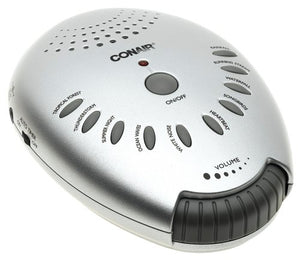 The Conair noise machine is designed to give you a peaceful night's sleep and reduce the intensity of outside noises. Fast Free Delivery to Lakewood, Parts of Brooklyn, Monsey, Spring Valley and Monroe. US Domestic Shipping.