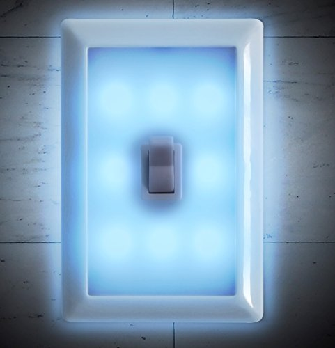 TechTools LED Wall Switch Night Light
