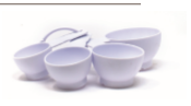 Kadra L. Gourmet - Measuring Cup Set, 4-pc