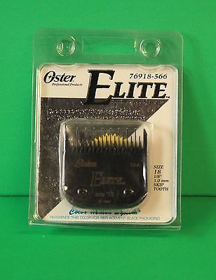 Oster Elite accessory Metal blade comb size 18 1/8