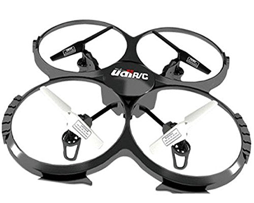 UDI U818A 2.4GHz 4 CH 6 Axis Gyro RC Quadcopter with Camera Micro SD card Slot RTF Mode 2 For Controller: 4 x AA batteries(not included)