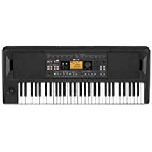 Korg EK50 61 Key Entertainer Keyboard Includes power adapter, and sheet music adapter