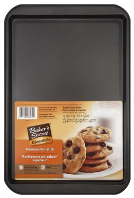 Bakers Secret 1114411 Small Cookie Sheet (9
