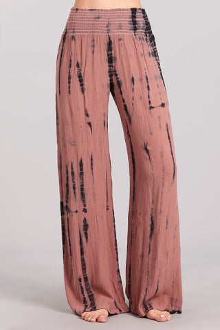 Trip Around The Sun Wide Leg Pants - Wild Soul