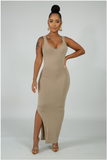 Send Nudes Midi Dress Set - Wild Soul