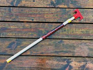 Aqua Weed Stick with 2 to 4 foot Extendable Handle