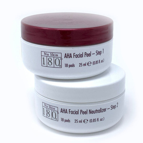 Nu Skin 180º AHA Facial Peel and Neutraliser