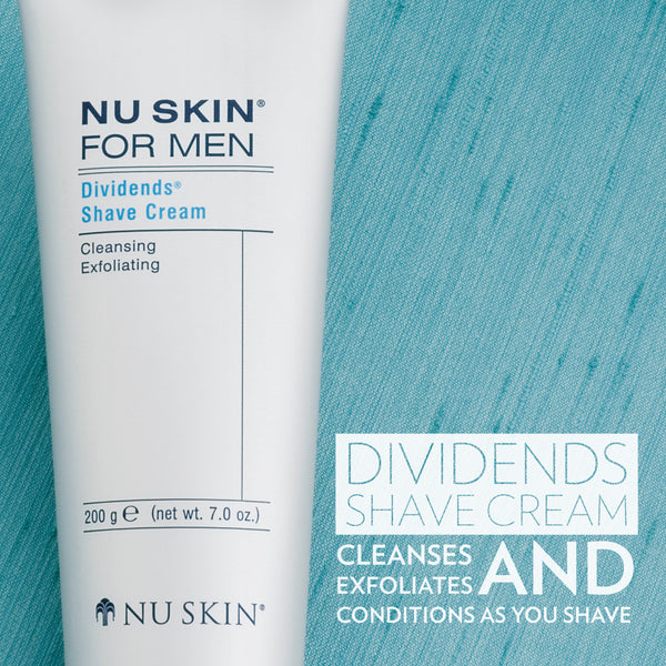 Dividends Shave Cream