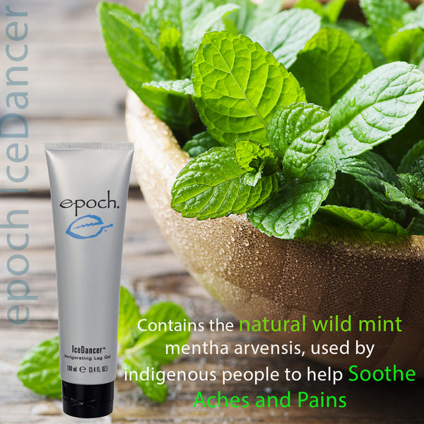Epoch® IceDancer® Invigorating Leg Gel