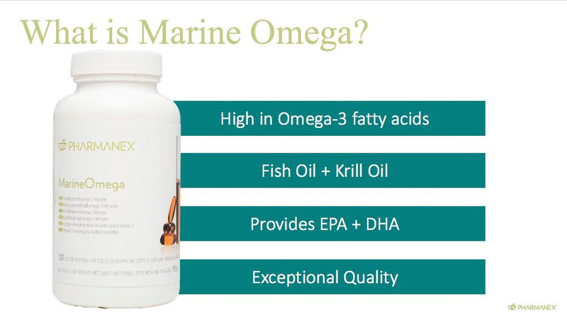 Pharmanex® Marine Omega (120 soft gels)