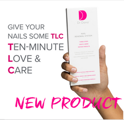 Dr. Dana® Nail Renewal System - beautiful healthy nails