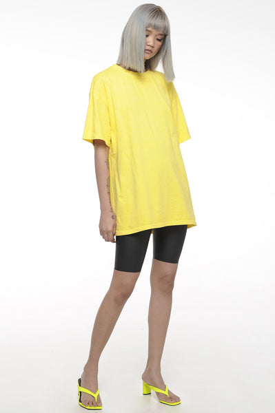 Lemon Yellow T-Shirt