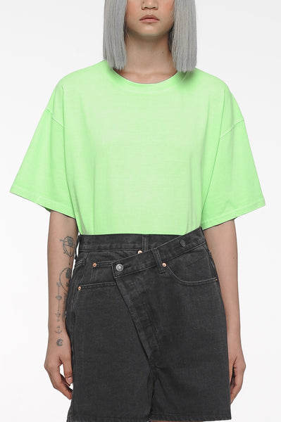 Lime Green T-shirt