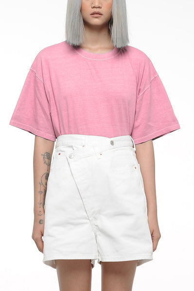 Baby Pink Heather T-Shirt