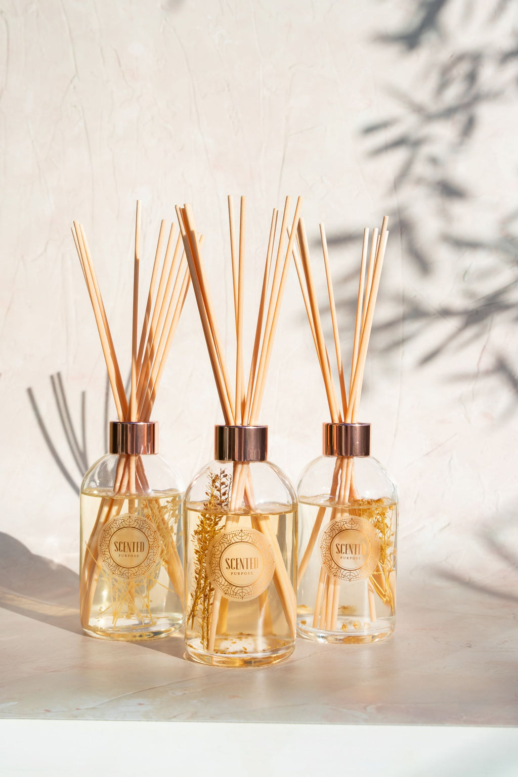 Botanical Reed Diffuser