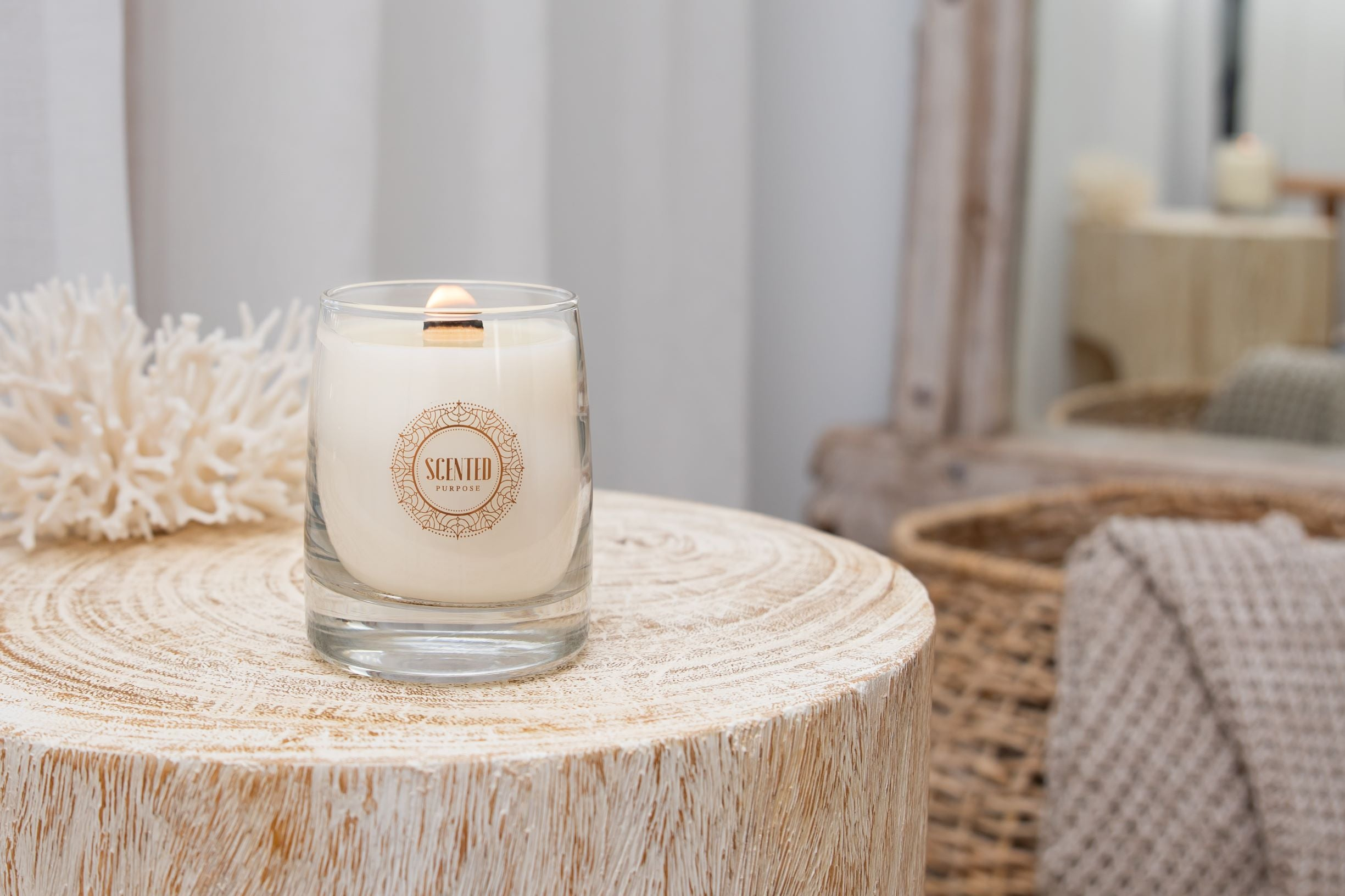 Coconut Soy Candles ... Love, Light & Truth