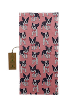 Load image into Gallery viewer, FRENCH BULLDOG TUBE SCARF