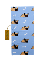 Load image into Gallery viewer, SLEEPY DOG TUBE SCARF