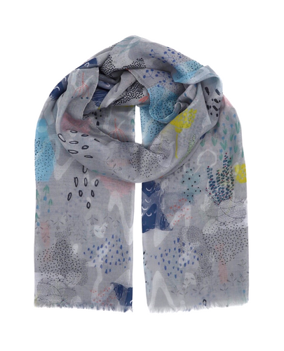 Grey scarf. Yellow, blue, rose, white scarf. Scarf for women. Elegant scarf. Wrap yourself up a great selection of fashion scarves for women and men at Scarf Designers online. FREE SHIPPING in all EUROPE. Discover new textures, cosy materials and modern prints. Make a pretty addition to your look with fashion scarves available in adaptable colours, a wide range of sizes and timeless styles.