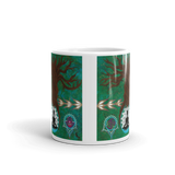 Tree Roots Mug, side view