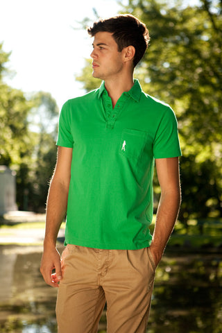Ace Jersey Pocket Polo