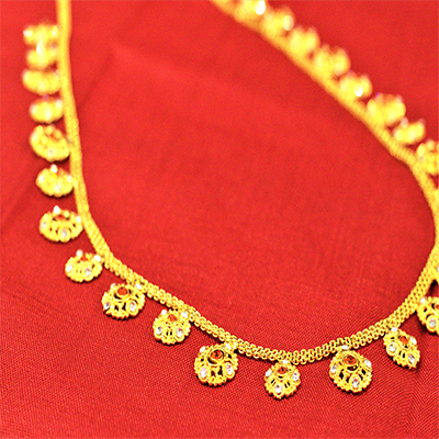 Thapak, Jewellery, Gold plated Jewellery