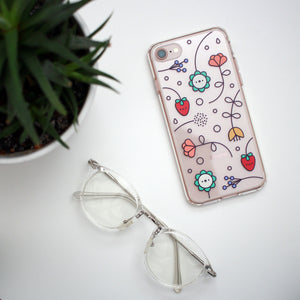 Floral Pattern - Phone Case