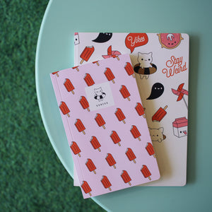 Summer Treats Notebook