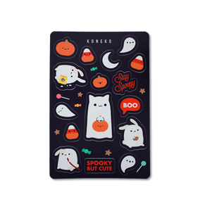 Spooky But Cute - Sticker Sheet