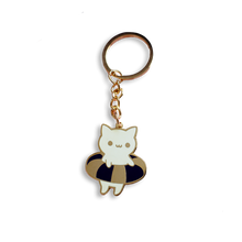 Load image into Gallery viewer, Koneko Keychain