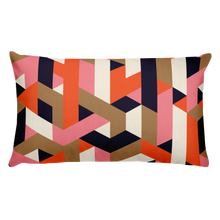 Load image into Gallery viewer, Geometric Throw Pillow