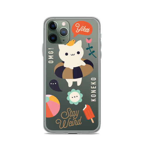 Koneko Fun - Phone Case