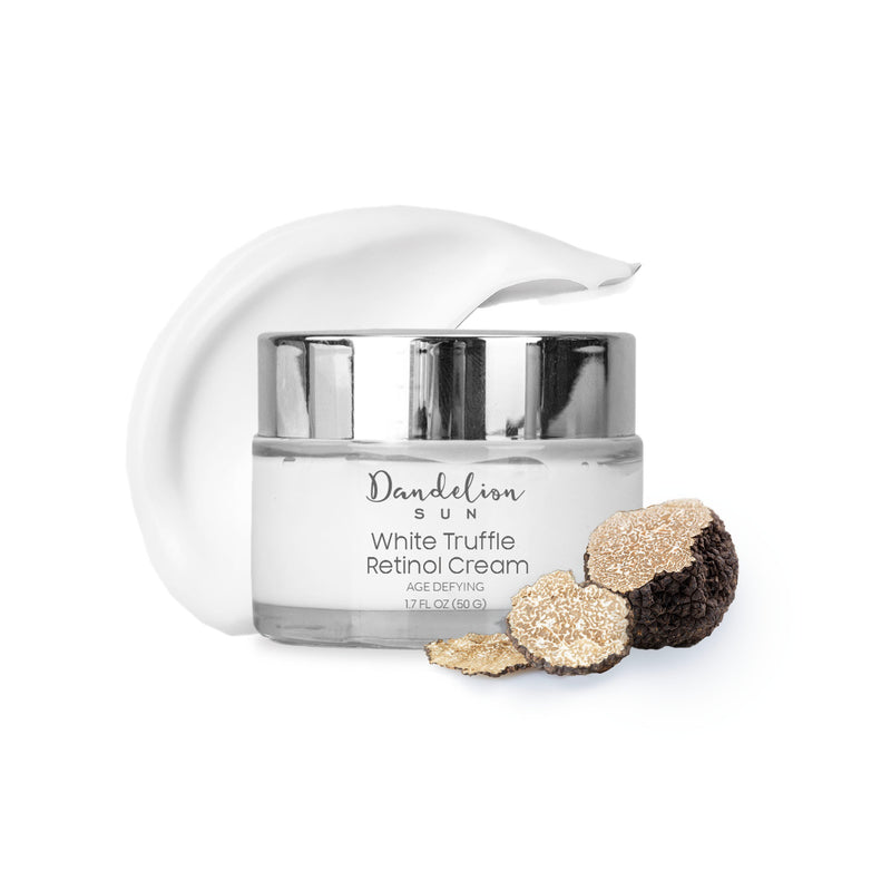 White Truffle Retinol Cream