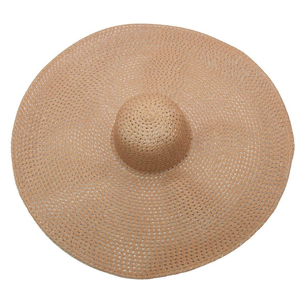 Wide Brim Oversized Floppy Hat