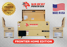 Frontier Home Edition Generator - 15kW | Honda NG/Propane | Single Phase - FR0131240HE