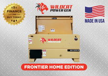 Frontier Home Edition Generator -10kW | Honda NG/Propane | Single Phase - FR0091240HE