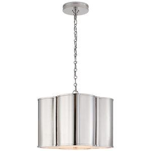 Basil Small Hanging Shade - Luxury Lighting By Greige