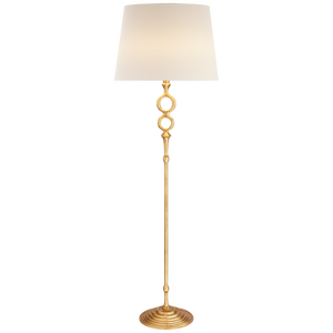 Bristol Floor Lamp - Luxury Lighting By Greige