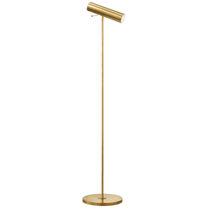 Lancelot Pivoting Floor Lamp - Luxury Lighting By Greige