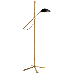 Graphic Floor Lamp - Luxury Lighting By Greige