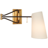 Keil Swing Arm Wall Light - Luxury Lighting By Greige
