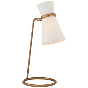 Clarkson Table Lamp - Luxury Lighting By Greige