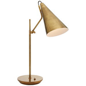 Clemente Table Lamp - Luxury Lighting By Greige