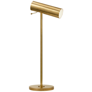 Lancelot Pivoting Desk Lamp - Luxury Lighting By Greige